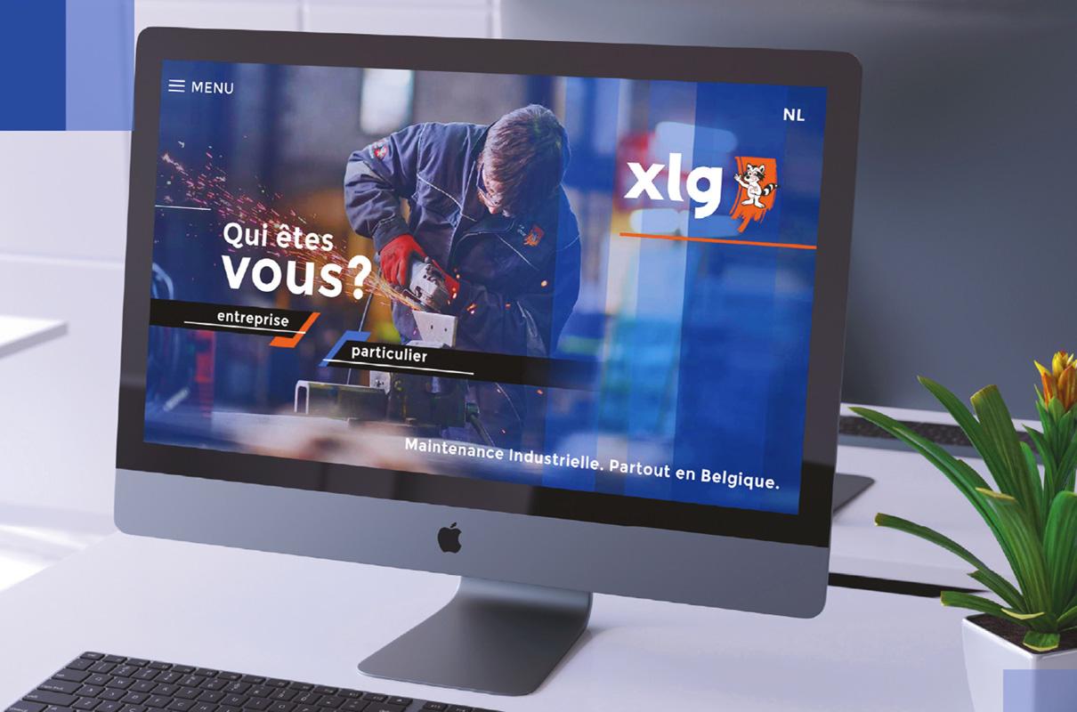 Xlg web design