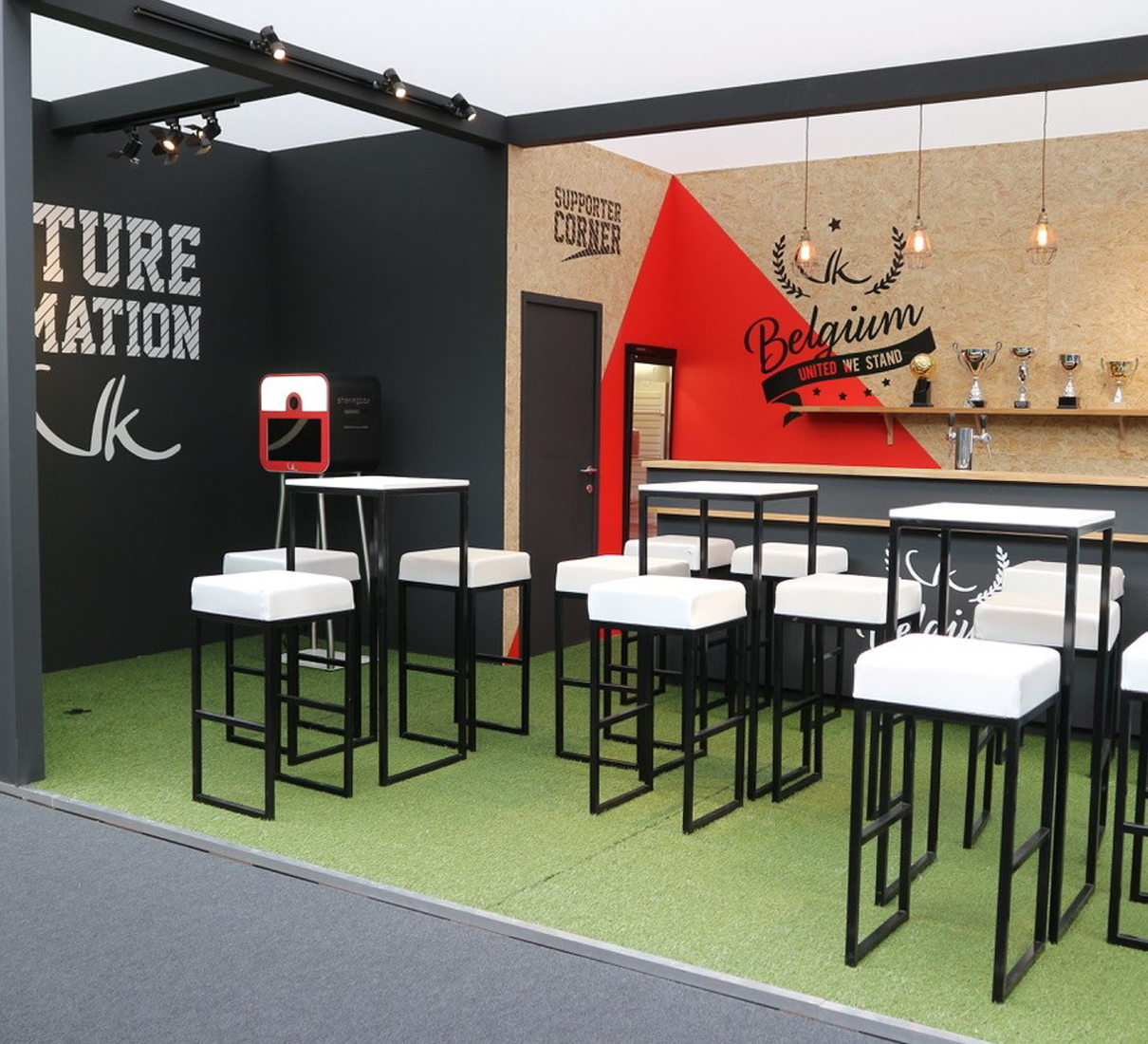 Exhibition Stands | Tzar Agency