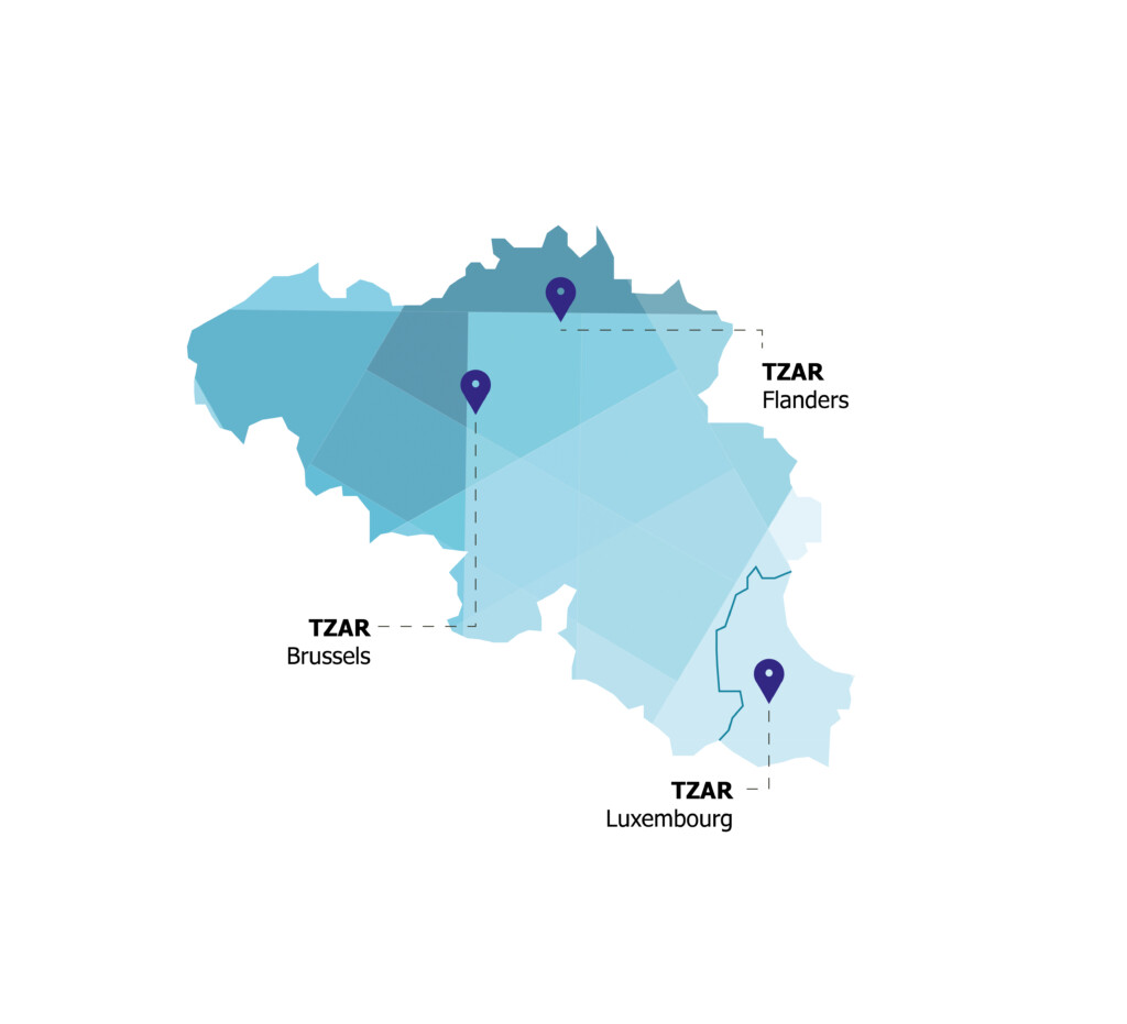 Where to find us | Tzar Agency