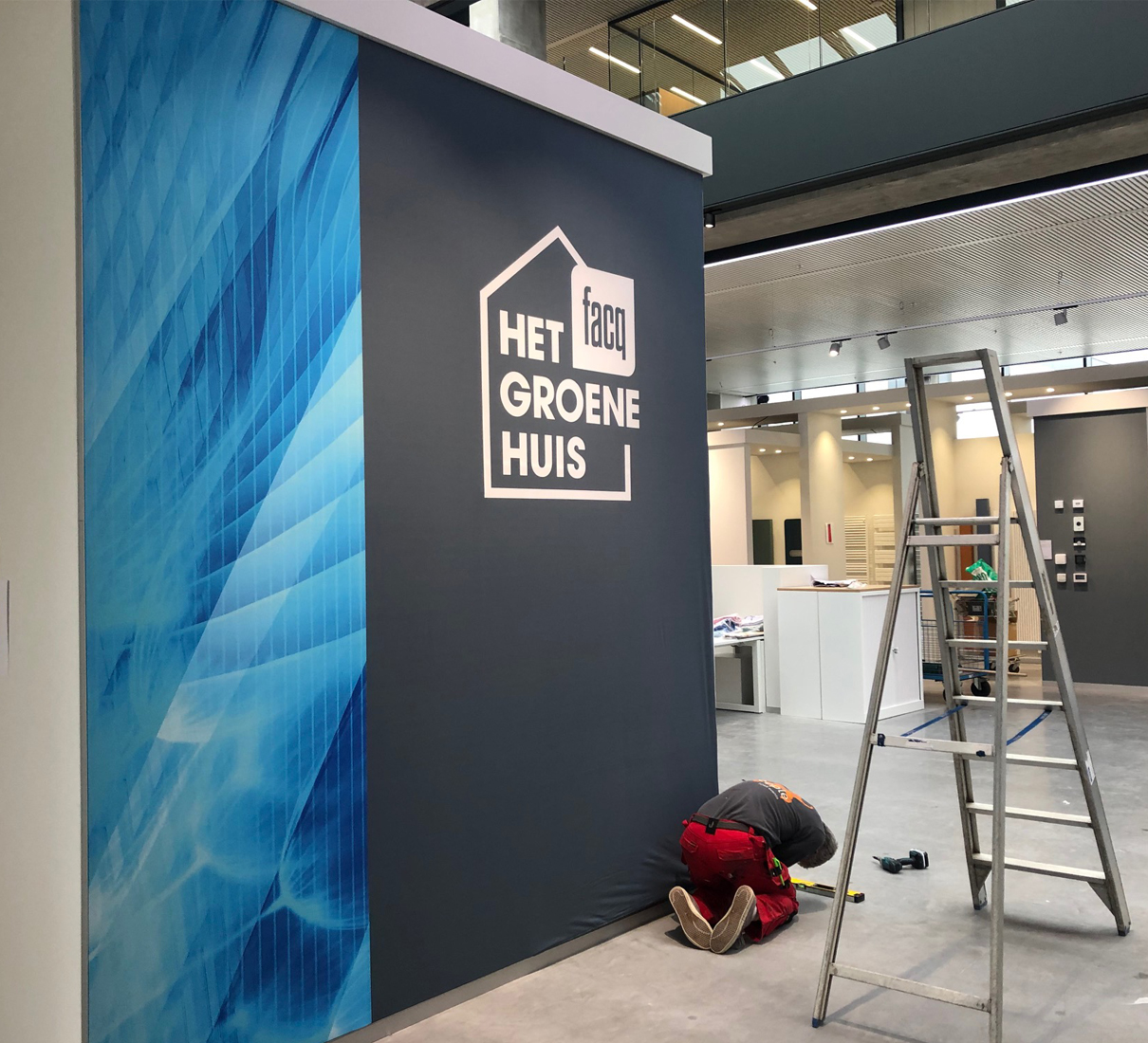 Exhibition Stand Construction | tzar Agency