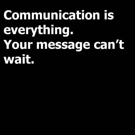 Communicatie is alles   Tzar Agency